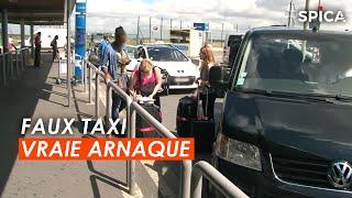 Documentaire Paris: faux taxi, vraie arnaque