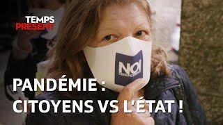 Documentaire Pandémie : citoyens vs l'État