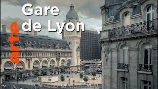 Paris | Gares d'Europe, les temples du voyage
