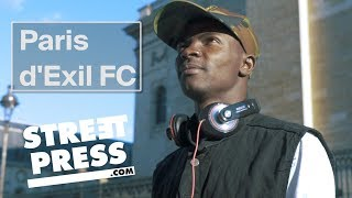 Documentaire Paris d'Exil FC