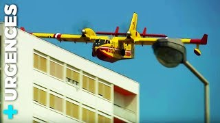 Documentaire Pilote de Canadair : les pompiers de l'air en action