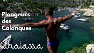 Documentaire Plongeurs des Calanques