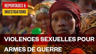 Documentaire RD Congo, des femmes sur la ligne de front