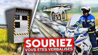 Documentaire Radars, drones et contrôles vidéos : la grande traque des automobilistes