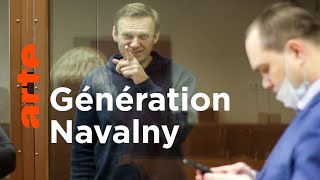 Documentaire Russie : l'ombre de Navalny
