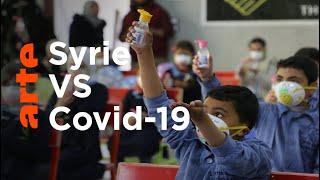 Syrie : Idleb, la course contre l'épidémie
