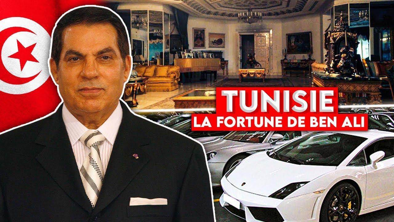 Tunisie : les trésors cachés du dictateur