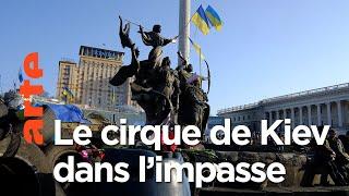Ukraine : le chapiteau des rêves déçus