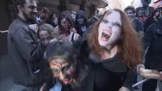 Documentaire Zombie Walk : les morts-vivants envahissent les rues !