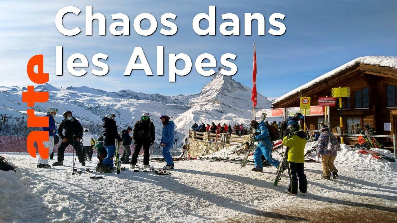 Documentaire Les sports d'hiver face à la Covid