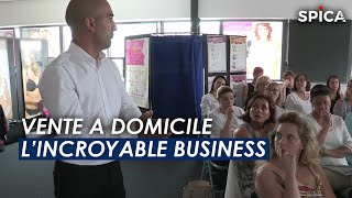 Documentaire 24 millions d'euros : l'incroyable business de la vente à domicile