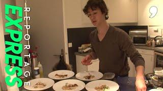 A 20 ans, ils cuisinent déjà comme des grands chefs