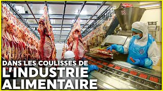 Documentaire Alimentation industrielle : qu'y a-t-il vraiment dans nos assiettes ?