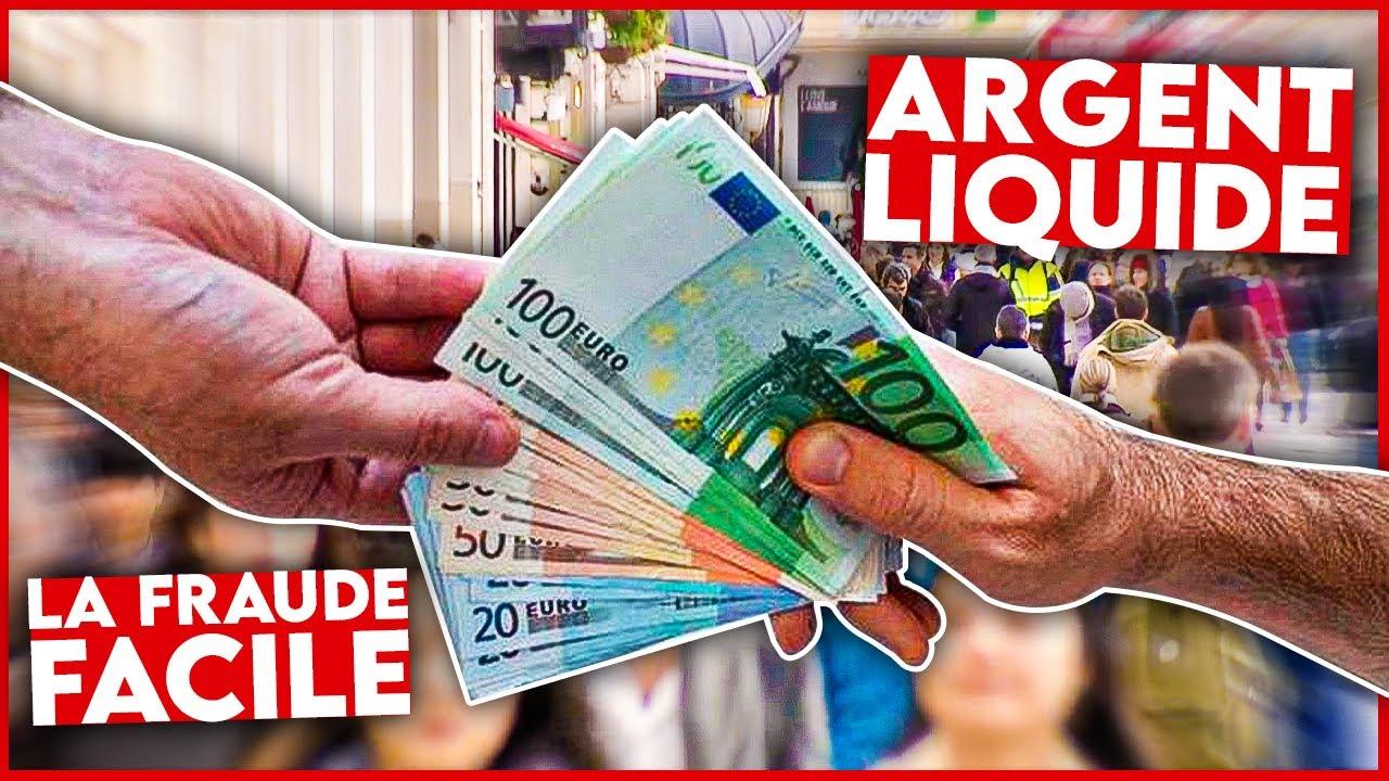 Documentaire Argent liquide, la grande fraude du cash