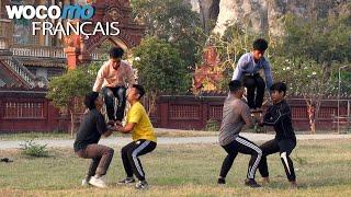 Documentaire Au Cambodge, de jeunes artistes expriment leurs sentiments grâce au cirque