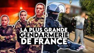 Au Cœur de la plus grande Gendarmerie de France