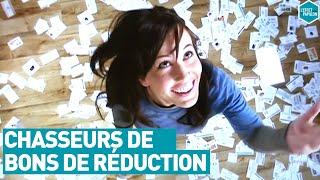 Documentaire Chasseurs de bons de réductions de l'extrême