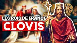 Clovis - Roi de France (481-511) - Premier roi des Francs