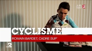 Romain Bardet, cadre sup du peloton