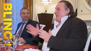 Depardieu : bons baisers de Russie
