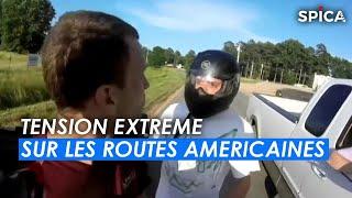Documentaire Etats-Unis : tension extrême sur les routes