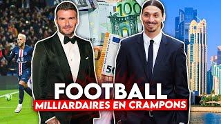 Footballeurs : milliardaires en crampons