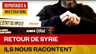 Documentaire Français de retour de Syrie – Rencontre avec les «revenants»