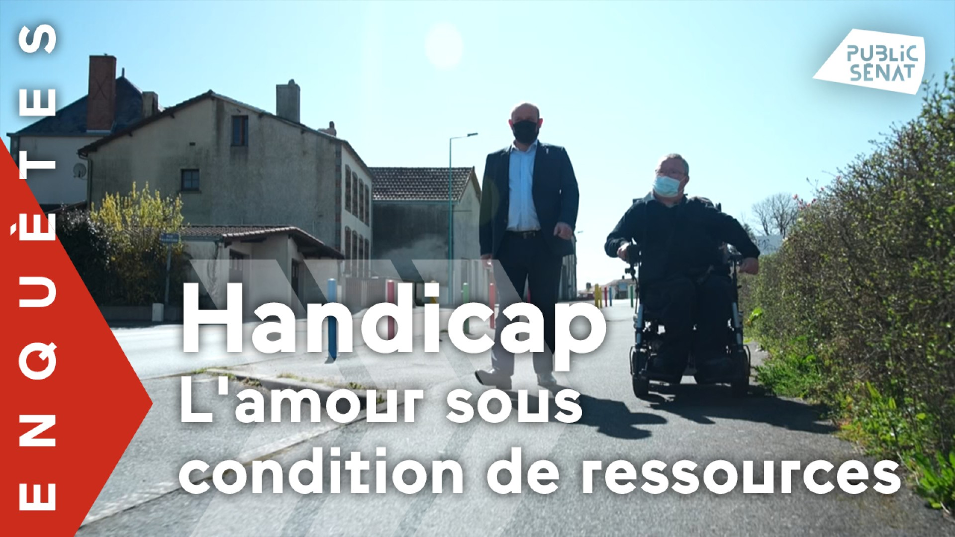 Handicap, l'amour sous condition de ressources