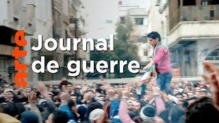 Documentaire Homs, chronique d'une révolte