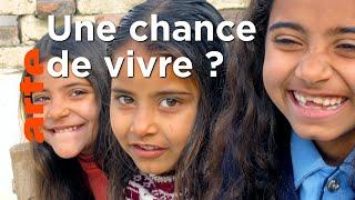 Inde : Vent d'espoir pour les petites filles ?