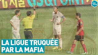 La ligue de football truquée par la mafia
