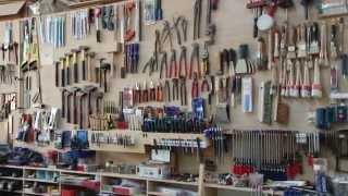 Les métiers du bois - Menuiserie