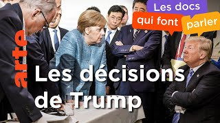 L'Europe doit payer | America First, le bilan | Episode 01