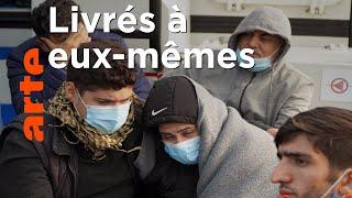 Le drame des réfugiés en mer Égée