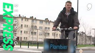 Documentaire Le travail à vélo a de l'avenir !