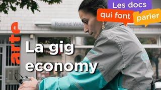 L'économie numérique | Travail à la demande