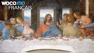 Léonard de Vinci - Origines de « La Cène » et travaux d'architecture (3/5)