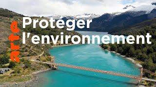 Les nouveaux sanctuaires de la nature : Patagonie