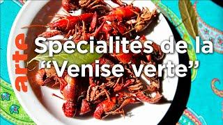 Les plats typiques du Marais poitevin