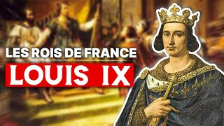 Louis IX, Saint Louis (1226-1270)