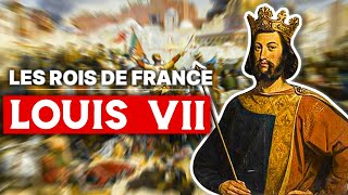 Documentaire Louis VII et Aliénor d'Aquitaine – Roi de France