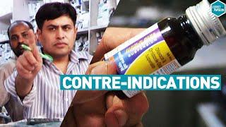 Documentaire Médicaments de contrefaçon