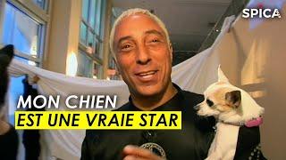 Milliardaire :  mon chien est une vraie star !