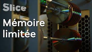 Pénurie de Mémoire : où stocker nos données à long-terme ?