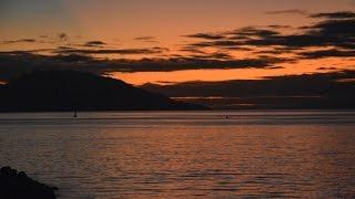 Polynésie: les pieds dans l'eau