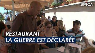 Restaurant, la guerre est déclarée !