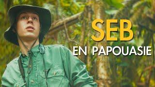 Seb en Papouasie