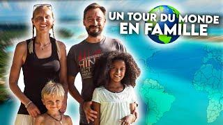 Tour du monde en famille : l'aventure de leur vie