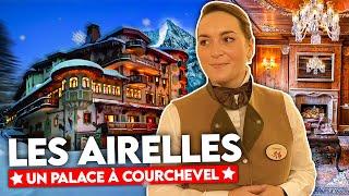 Un Palace à Courchevel : quand le luxe atteint des sommets !