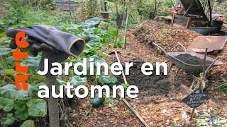 Une journée d'automne | La vie sauvage du jardin